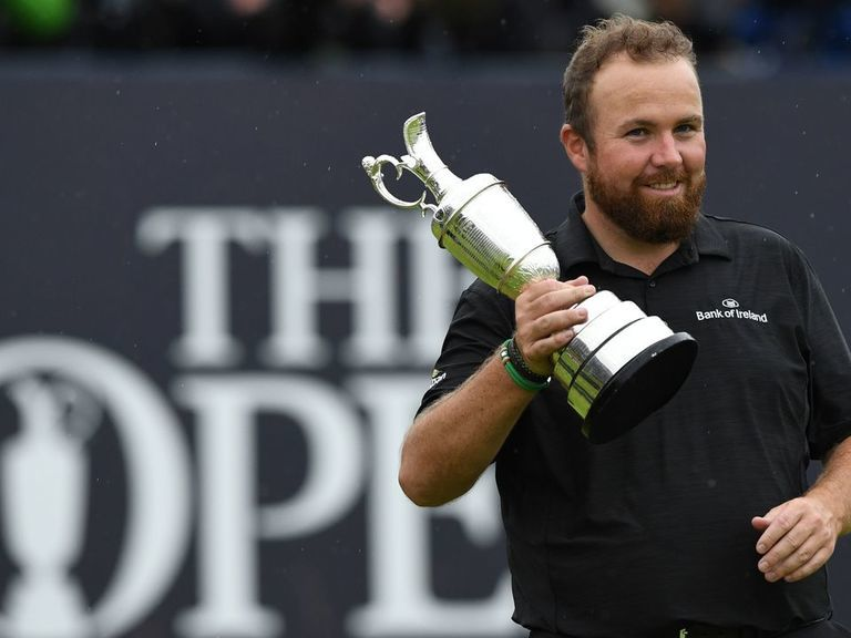 Lowry dominates for 6-shot Open Championship victory