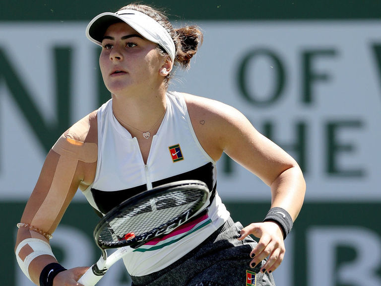 Andreescu pulls out of Citi Open
