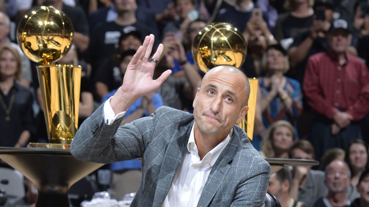 new style 150fe 7941d Report: Prior to hiring Duncan, Spurs approached Ginobili ...