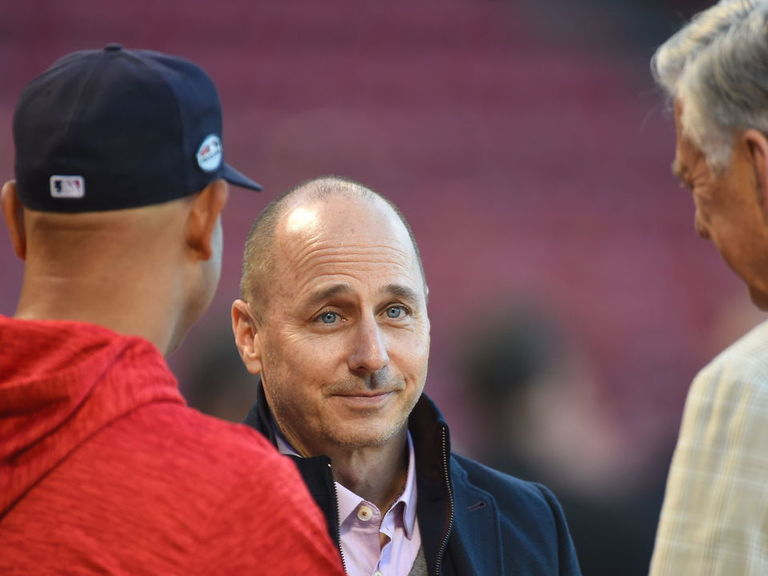 Cashman: Yankees in trade talks with every team except Red Sox