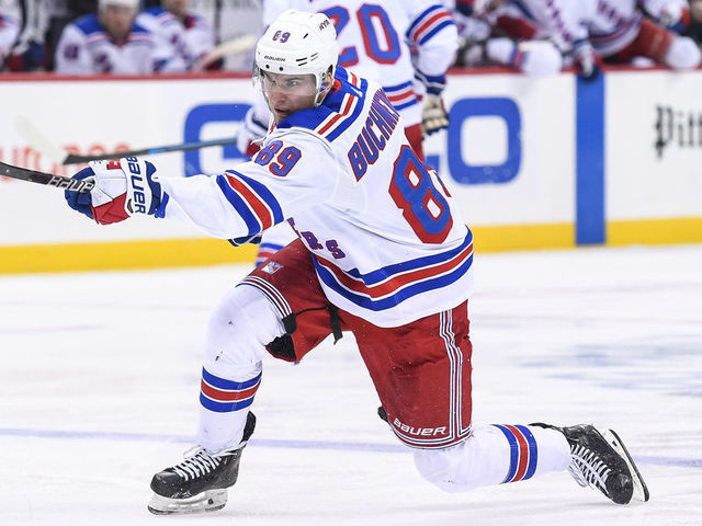 big sale a3a63 3e67f Rangers, Buchnevich avoid arbitration with reported 2-year ...
