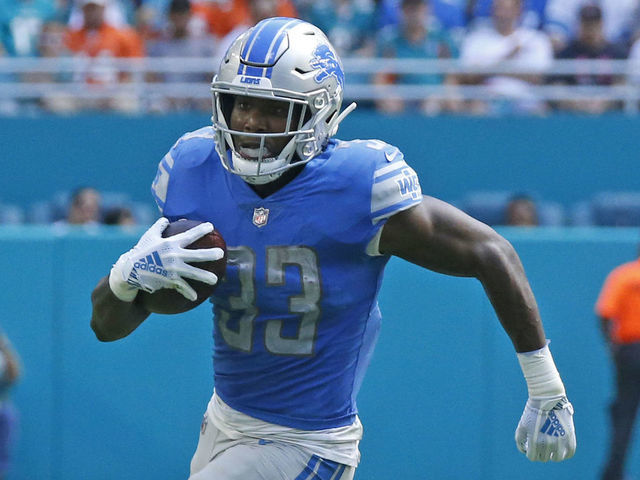 huge selection of 02fdb 9049e Fantasy: 2019 Projections - Will Lions' Johnson explode with ...