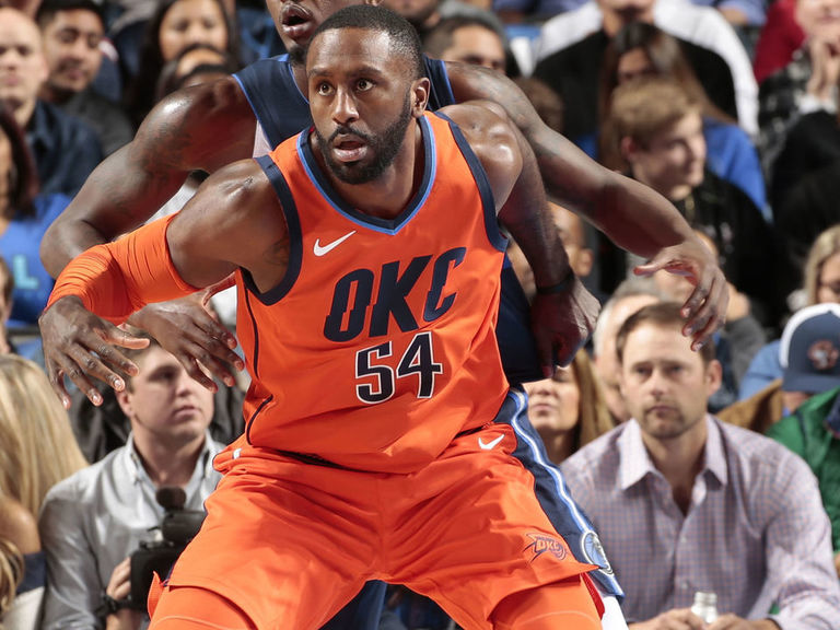 Report: Thunder's Patterson intends to join Clippers after buyout