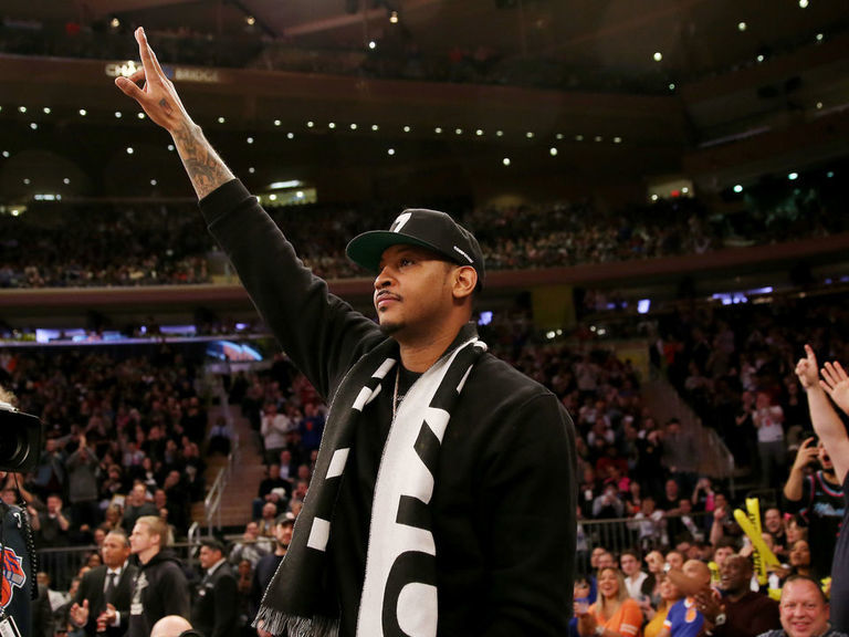 Report: Trail Blazers sign Carmelo Anthony to non-guaranteed deal