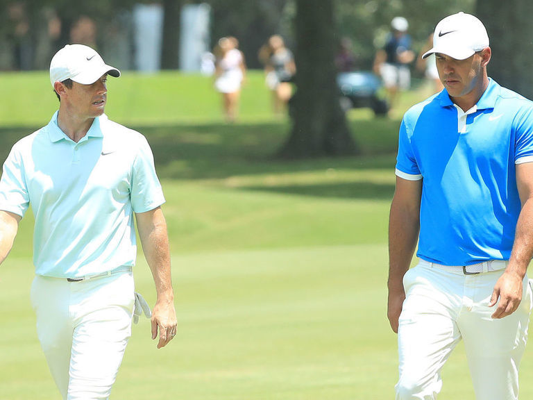 Brooks-Rory duo headline featured groups for Northern Trust