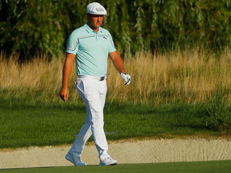 Golf world fed up with DeChambeau's slow play