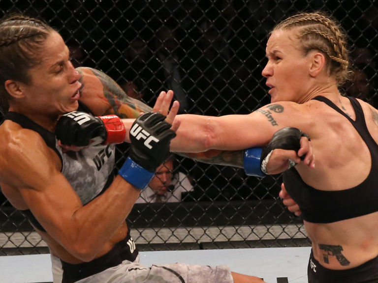 Shevchenko earns decisive UD victory in title defense at UFC Uruguay
