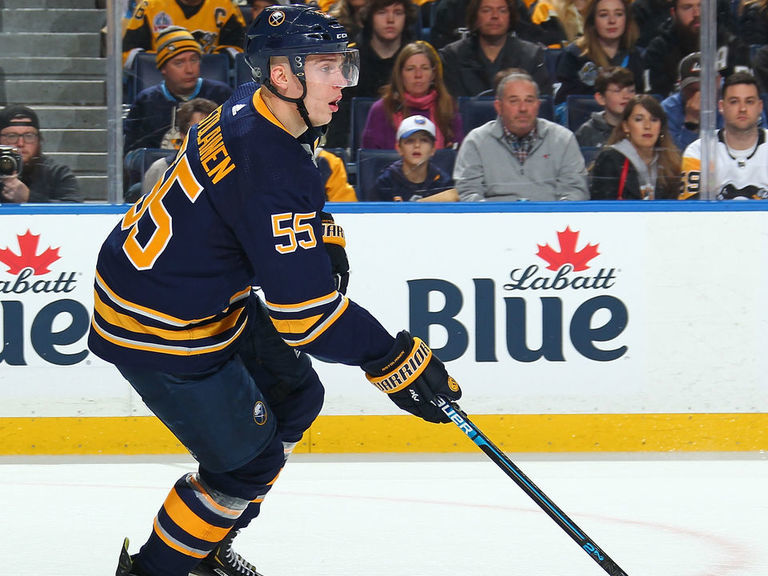 Ristolainen: 'I haven't been able to enjoy hockey' amid Sabres' losing