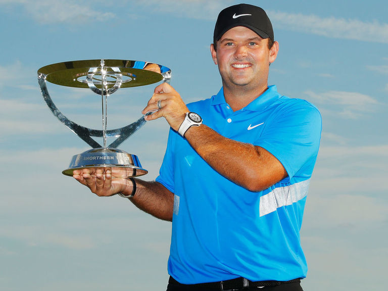 Reed cards final-round 69 to win Northern Trust by 1 shot