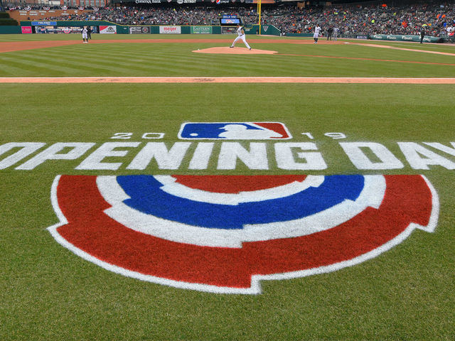 Detroit Tigers Home Opener 2020.Mlb Unveils 2020 Schedule With 30 Team Opening Day Set For
