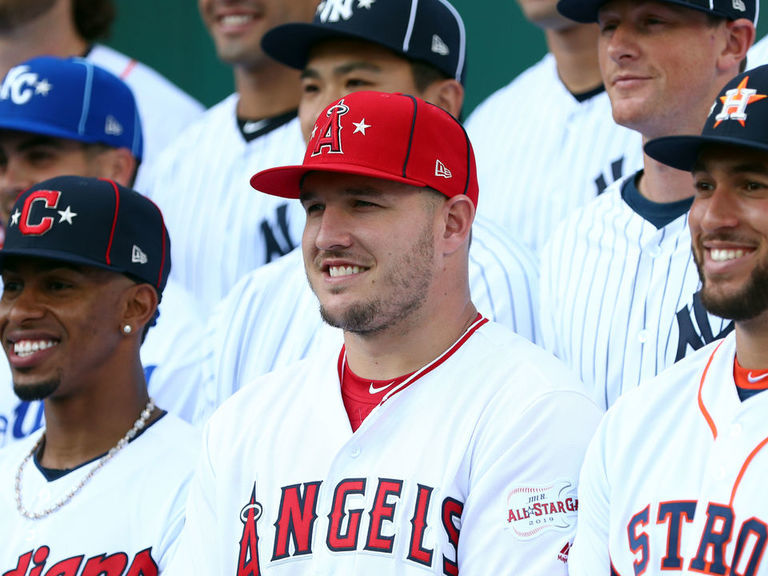 2020 MLB schedule key dates: Trout returns to Philly, L.A. All-Star Ga