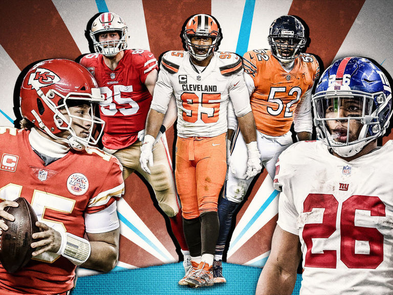Top 100 players entering the NFL's 100th season