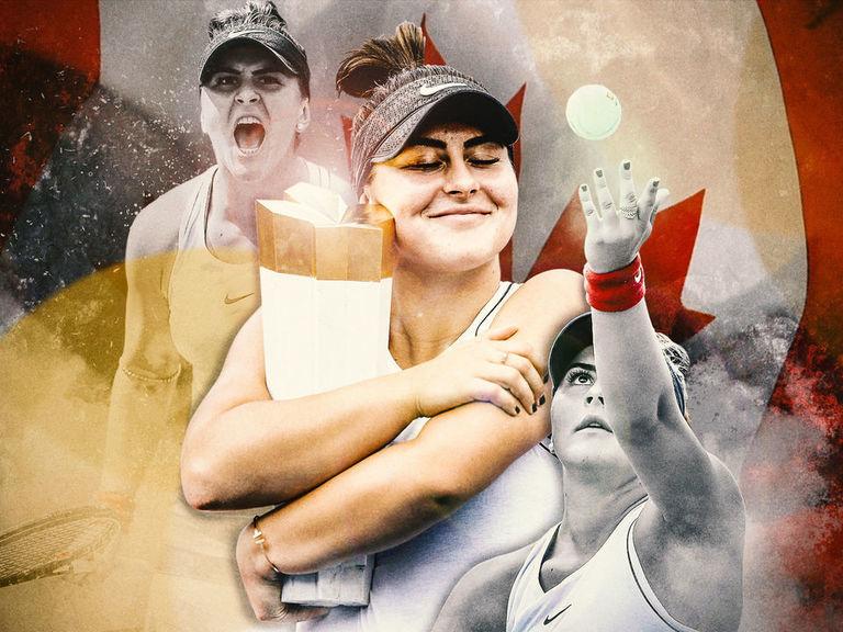 Bianca Andreescu's great tennis adventure is just beginning