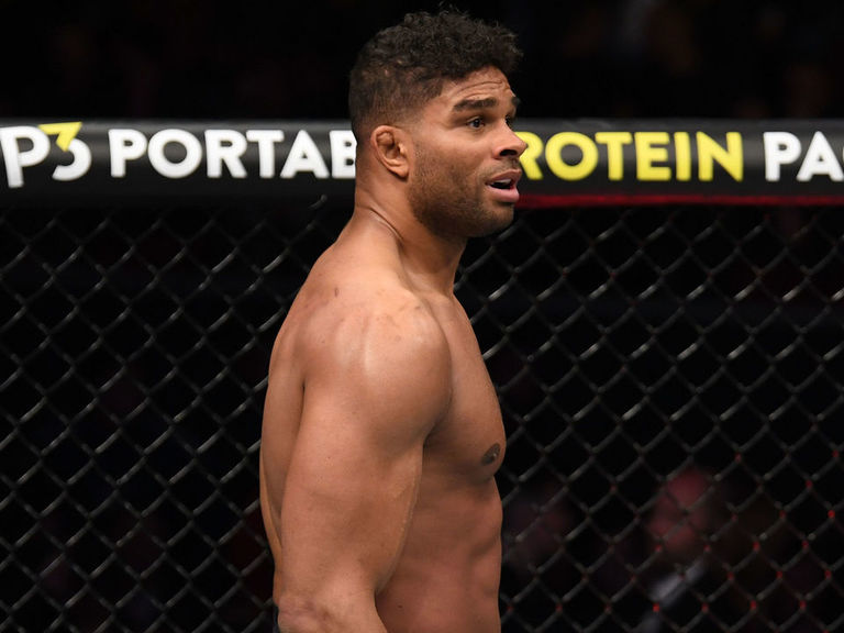 Report: Overeem, Harris agree to headline UFC D.C. event