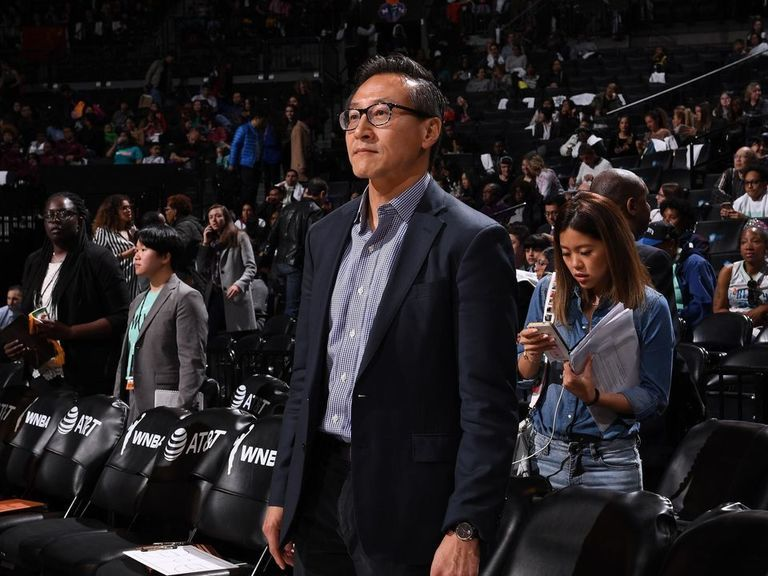 Report: Joseph Tsai to pay record $2.35B to become full owner of Nets