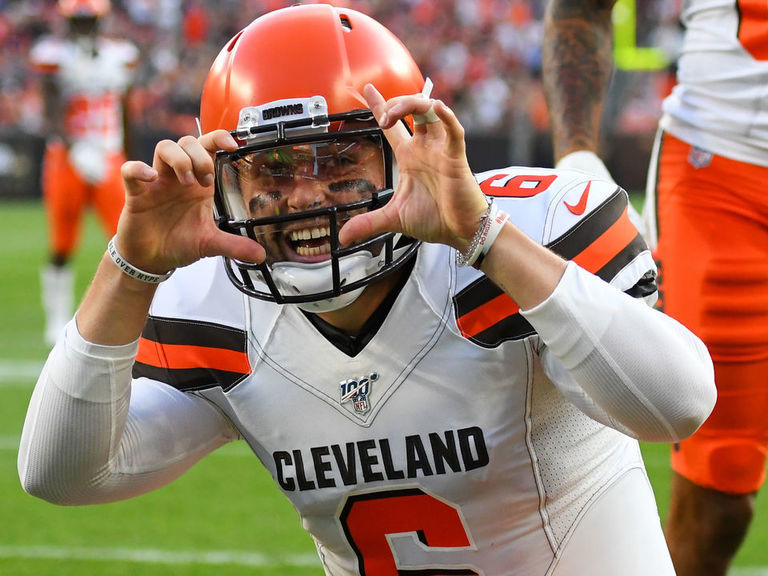 Mayfield: People want to see Browns lose 'because the hype is so real'