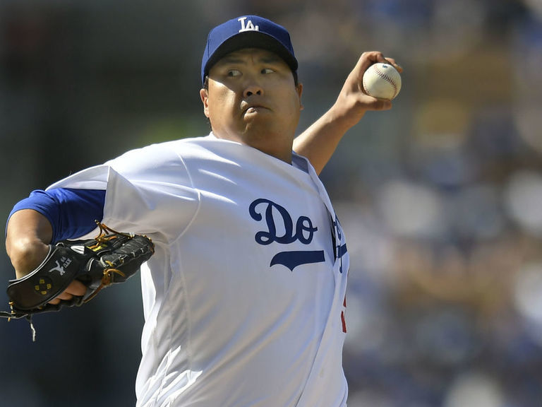 Boras touts Ryu ahead of free agency: 'He was the best pitcher in the