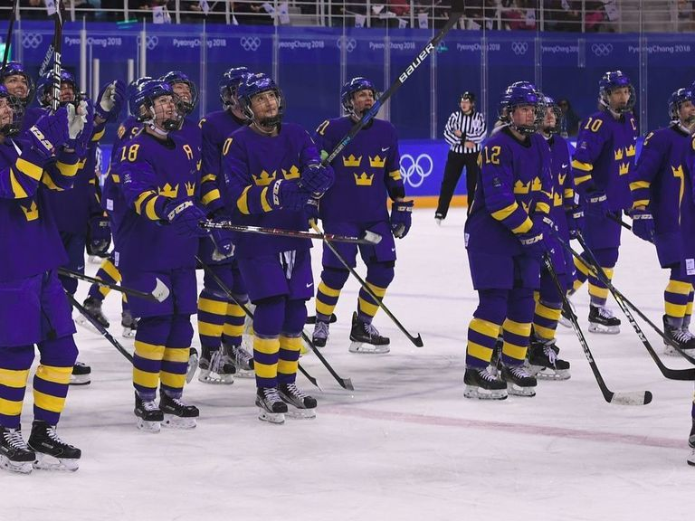Swedish women's team boycotting upcoming tournament over lack of compe
