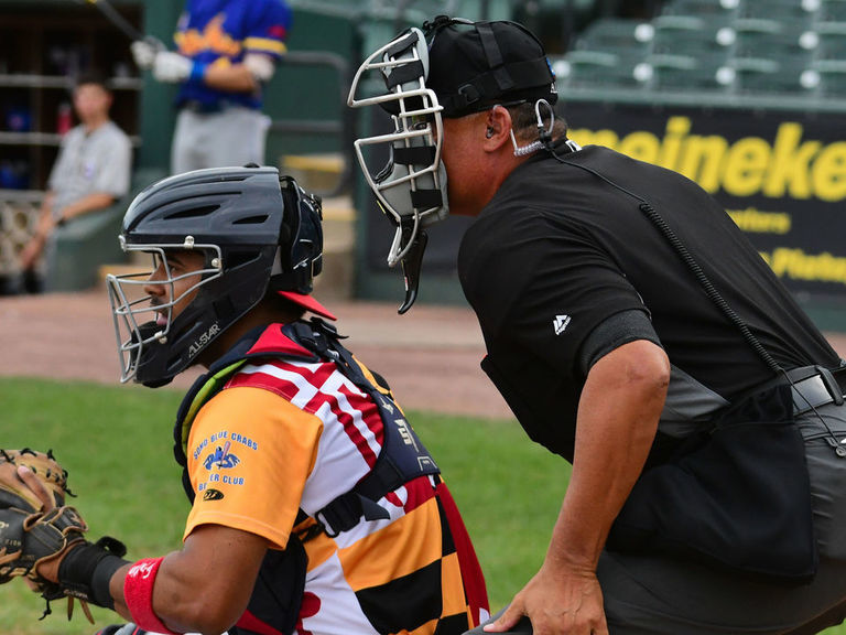 Robot umps threaten the art of catching: 'You could throw it to a scre