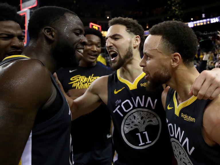 Draymond: It's 'crazy' to believe Warriors won't make playoffs