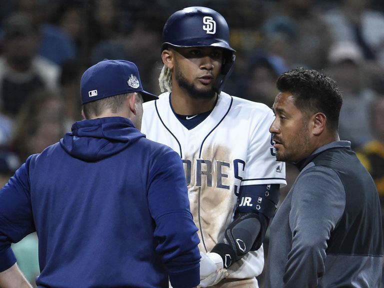 Padres' Tatis after injuries: 'I'm not going to change my game at all'
