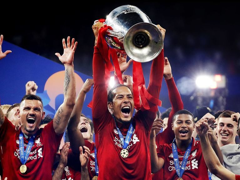 Van Dijk, Messi, Ronaldo named UEFA Player of the Year finalists