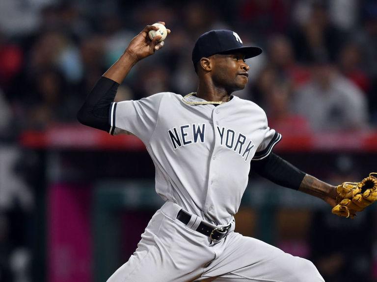 Report: Yankees don't anticipate capping German's innings
