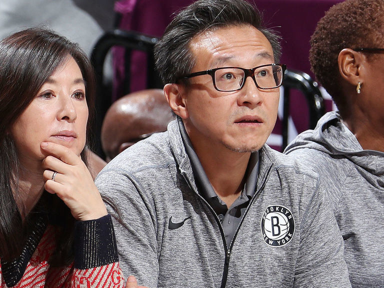 Nets announce sale of team, Barclays Center to Tsai