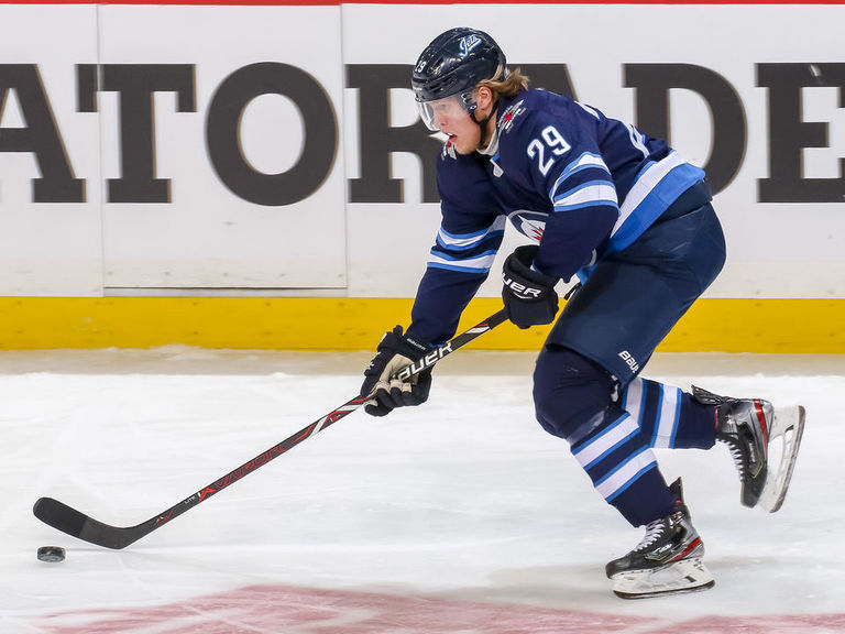 Laine 'prepared for anything' as contract talks with Jets stall