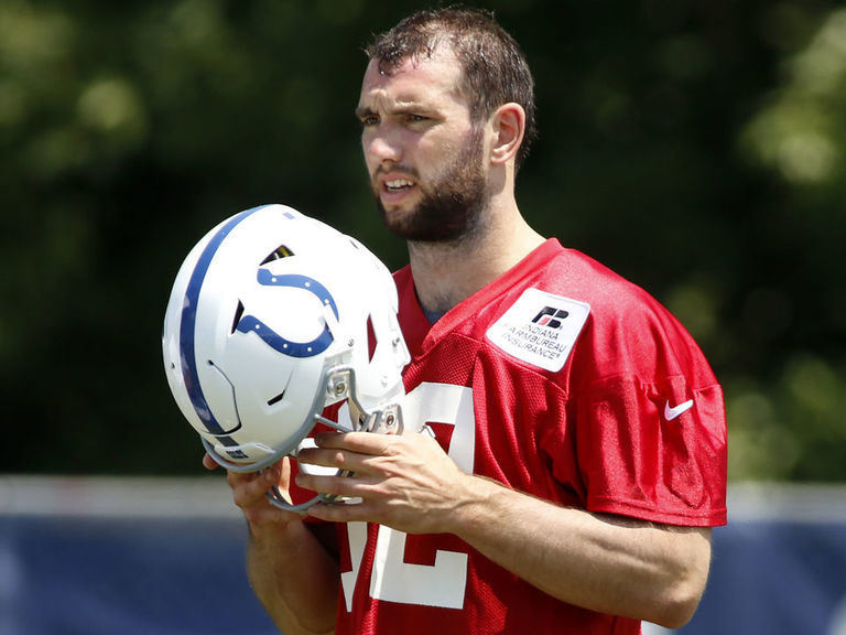 SuperBook pulls Colts-Chargers line with Luck's status unclear