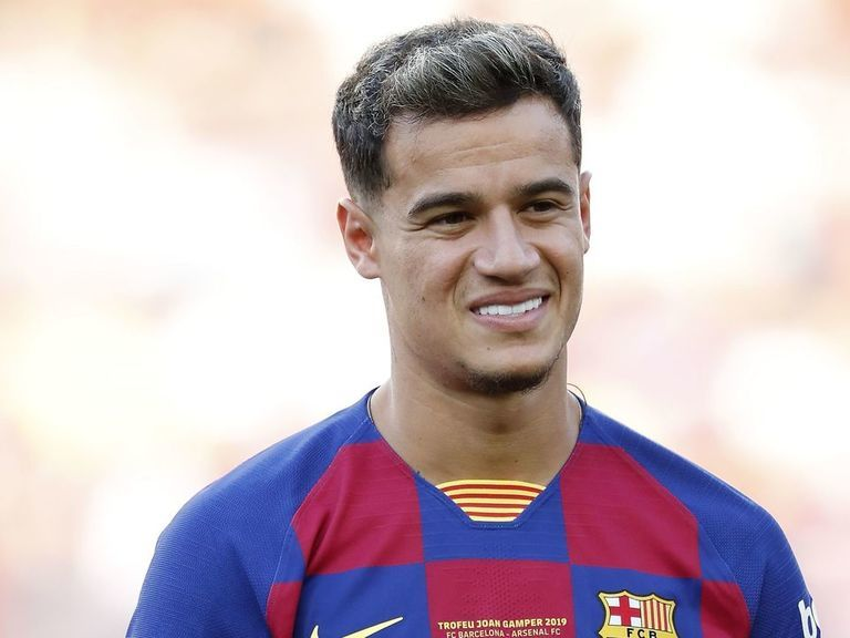 Bayern CEO confirms shock Coutinho loan