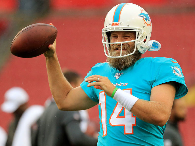 Fitzpatrick expected to start Dolphins' 3rd preseason game