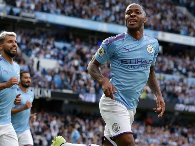 Eye on England: Why City's attack functions best with Sterling on the