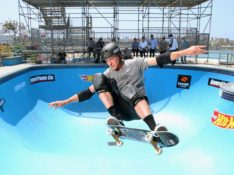 Tony Hawk: Skateboarding will give Olympics 'youth cool factor'