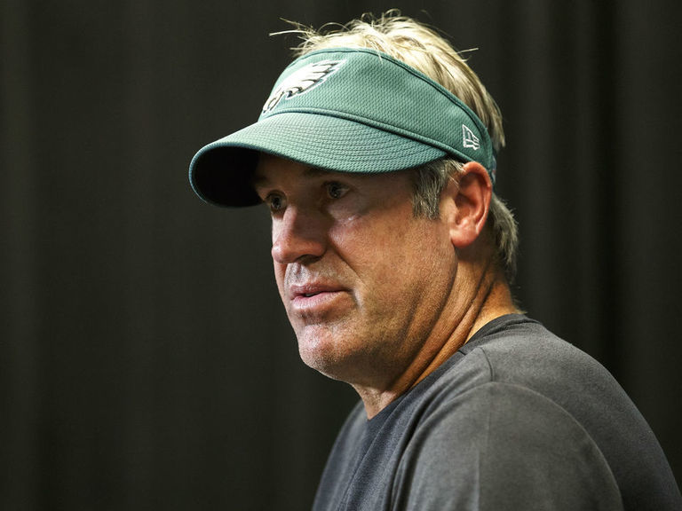 Eagles' Pederson on what he likes about McCown: 'He's close to my age'