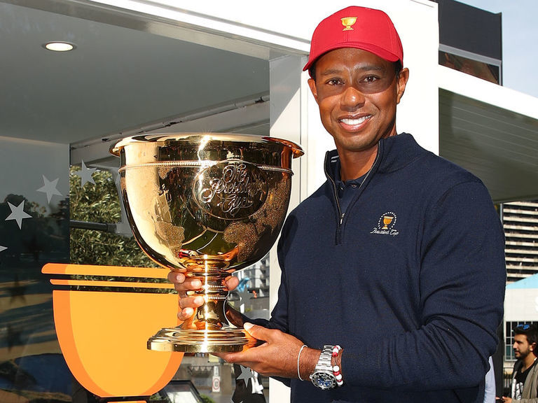 Qualifiers finalized for Tiger's U.S. Presidents Cup team