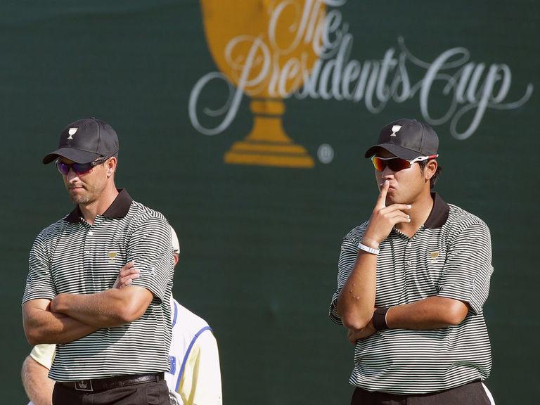 Matsuyama, Scott earn spots on International Presidents Cup team