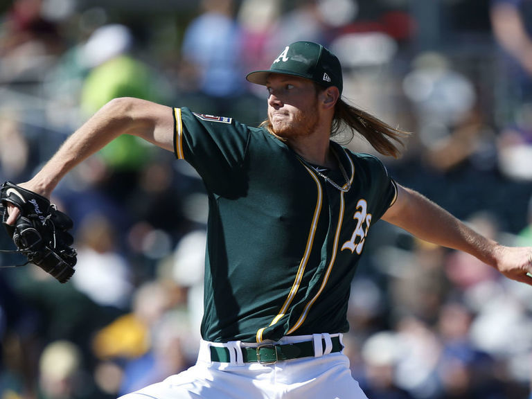 Report: Athletics to call up A.J. Puk