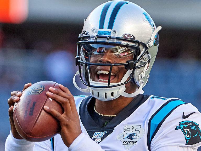 Newton to make preseason debut vs. Patriots