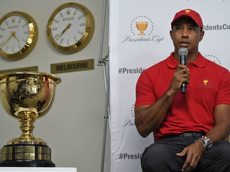 Tiger to consult teammates before Presidents Cup player-captain call