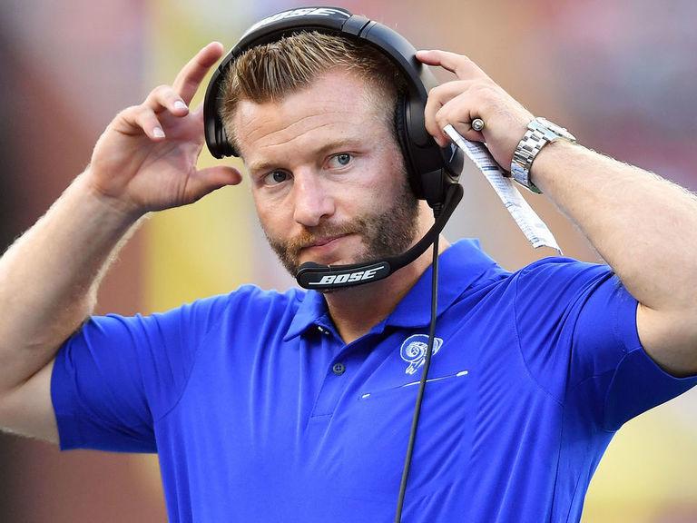 Rams' McVay: Preseason isn't worth risk for players