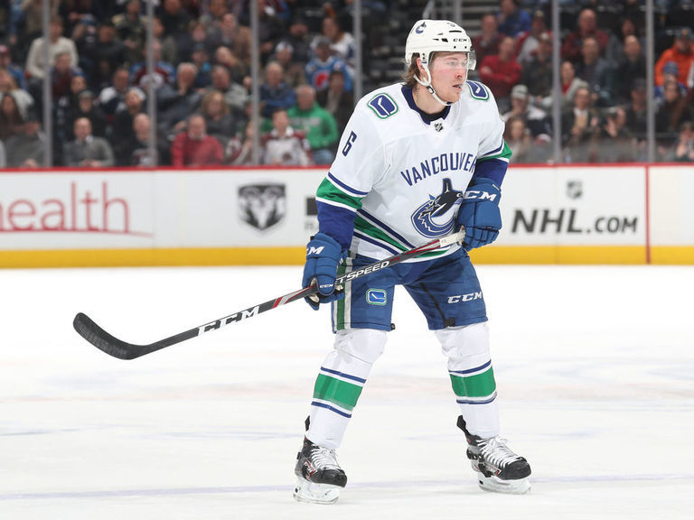 Report: Boeser's camp wants 4-year deal with $7M AAV