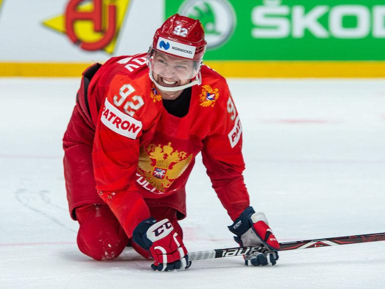 IIHF suspends Kuznetsov 4 years for testing positive for cocaine