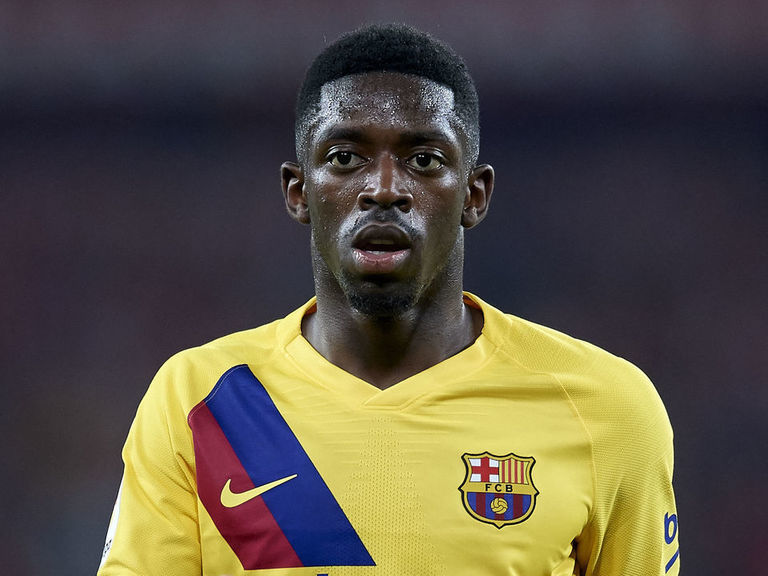 Report: Barcelona may include Dembele in 3rd offer for Neymar