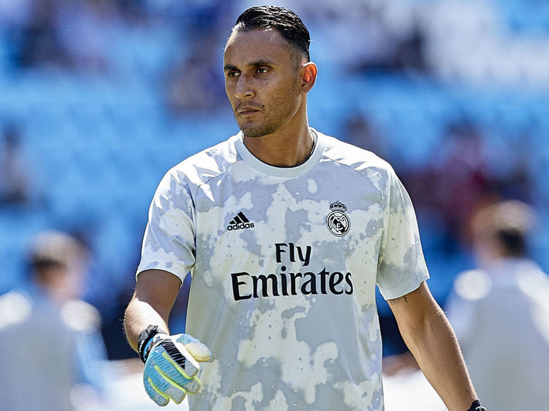 Report: Navas asks to leave Real Madrid; PSG interested