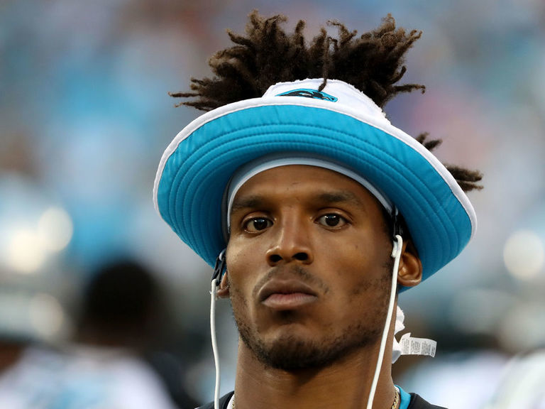 Report: Newton expected back at practice after bye week