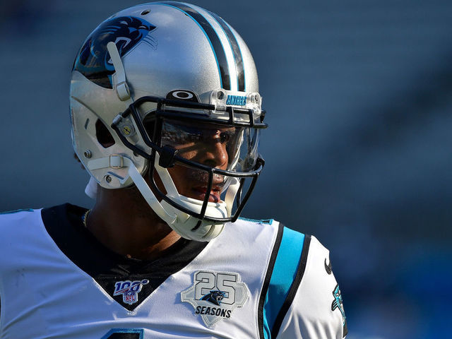 new product 4a44f 8efa9 Newton's injury forces Week 1's Panthers-Rams off Caesars ...