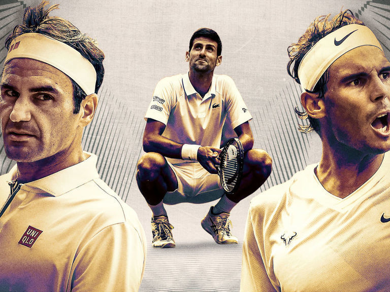 'Make yourself proud': How the Big 3 redefined success in men's tennis