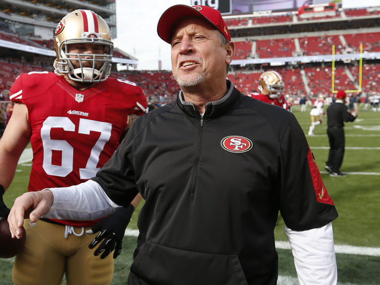 Report: Ex-Dolphins coach in scandalous 2017 video hired by 49ers