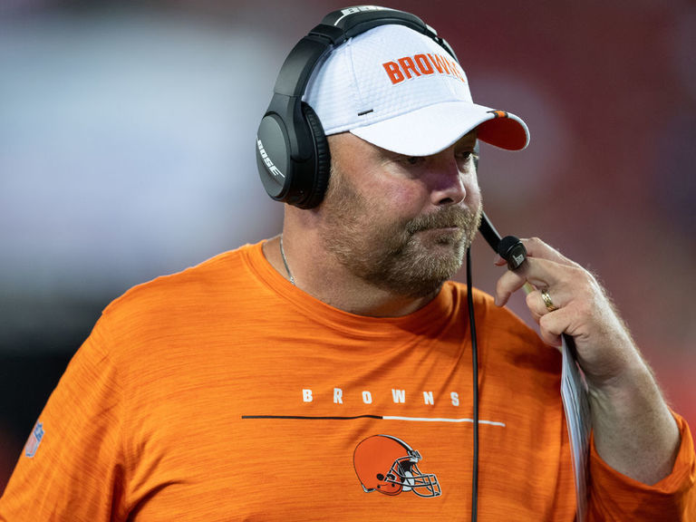 Browns fire Kitchens after one season